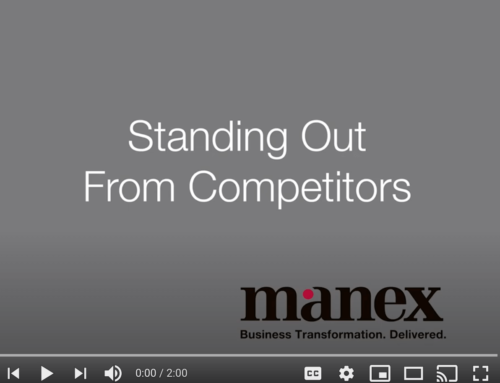Standing Out From Competitors